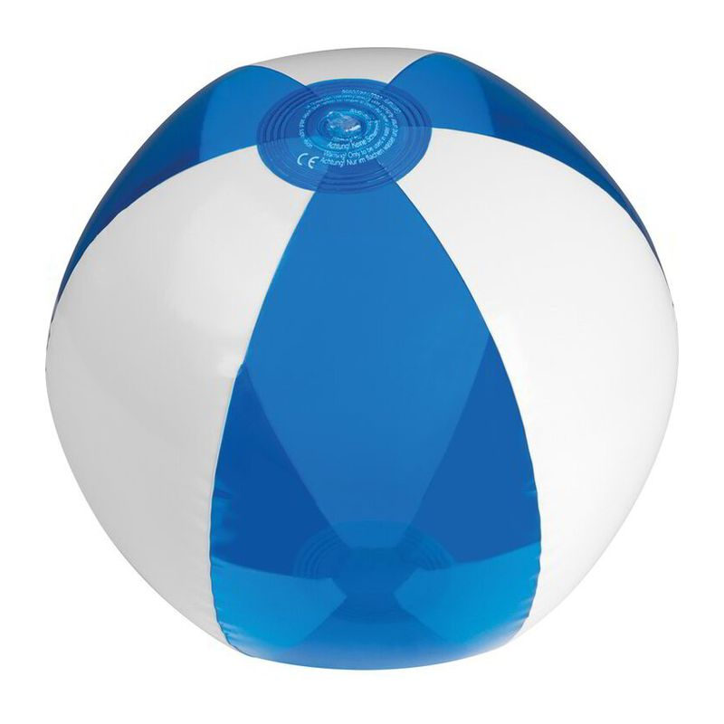 Bicolor beach ball