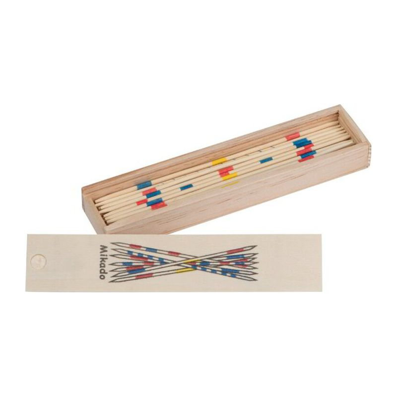 Mikado game in wood
